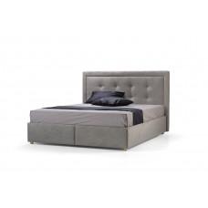 Кровать «АЛИУМ» без подъемного механизма (высокое изголовье)