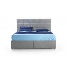 Кровать «ИБЕРИС» без подъемного механизма (высокое изголовье)